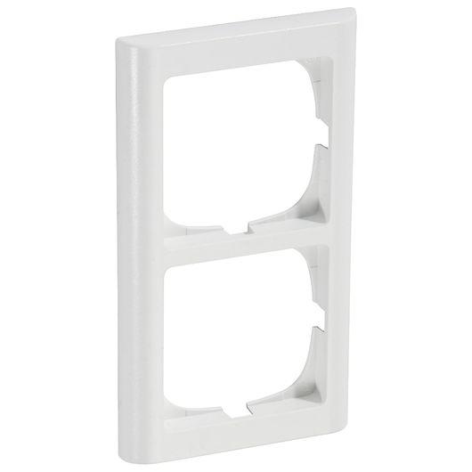 FUGA softline 63 2 moduler hvid