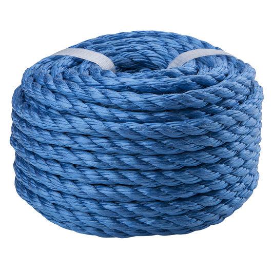 Polyreb 10 mm 20 m - blå