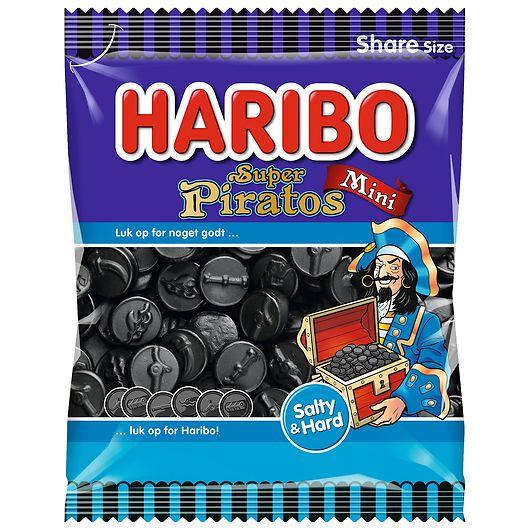Haribo - Mini Super Piratos - 120 g