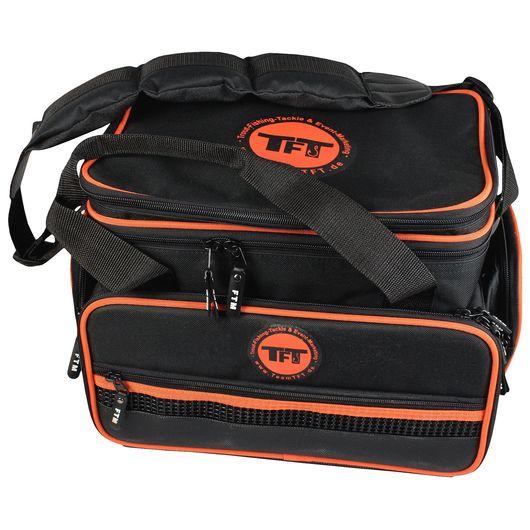 TFT taske med 3 æsker