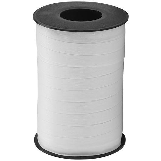 Gavebånd 1 cm x 250 m hvid