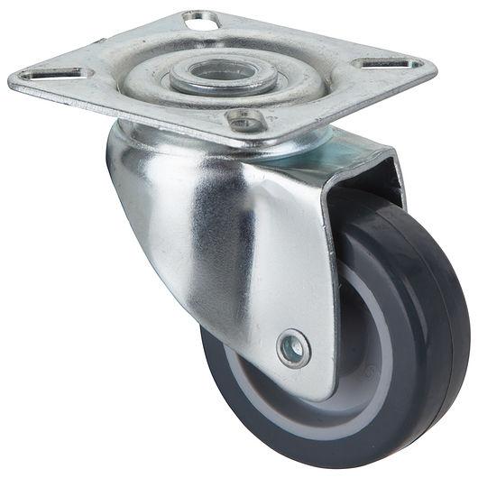 Tente - Hjul 50 mm - drej