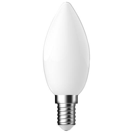 Cosna LED-pære 4,6W E14 C35 filament
