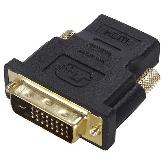 Adapterstik DVI (24+1) HDMI