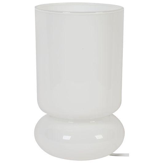 Bordlampe Hannah E14 - hvid