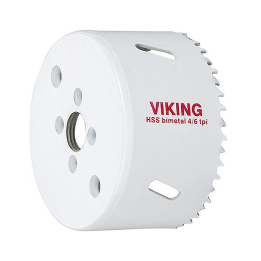 Viking hulsav Ø. 127 mm