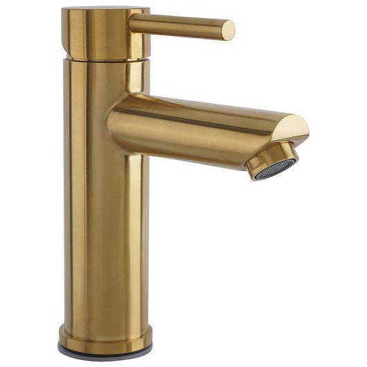 CARLSBAD - Håndvaskarmatur - messing