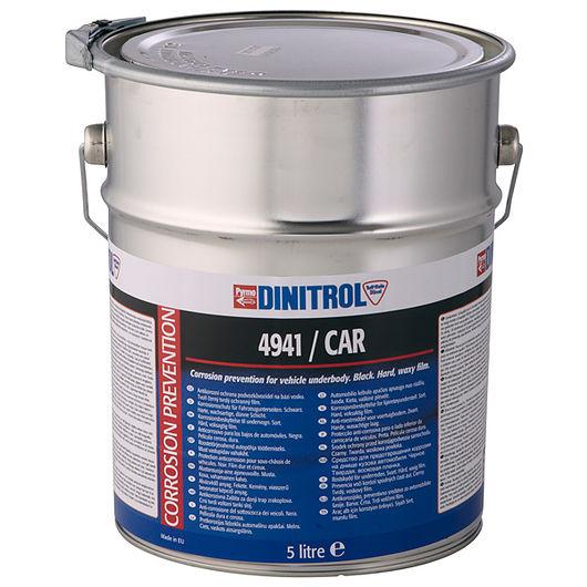 Dinitrol CAR 4941 sort - 5 L