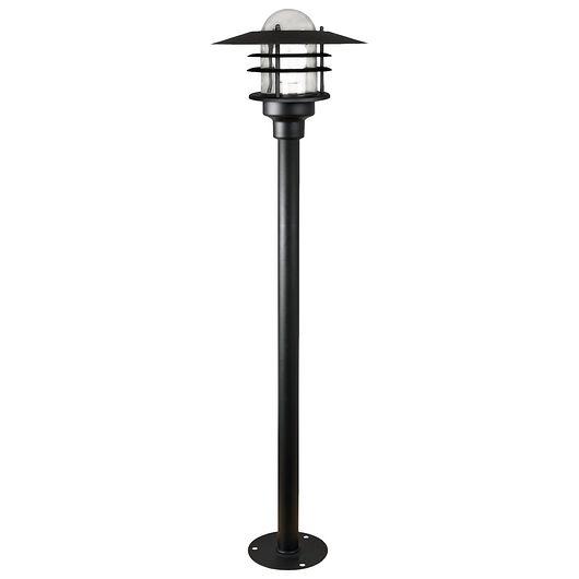 Nordlux havelampe Agger sort