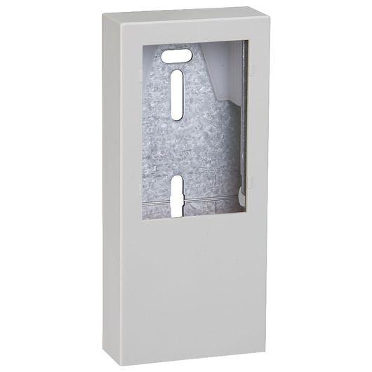 Panelunderlag 1½ modul grå