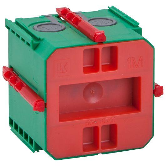 FUGA AIR indmuringsdåse 1 modul