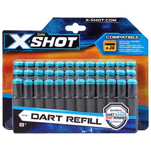 X-Shot - Patroner 36-pak