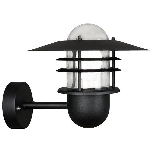 Nordlux - Væglampe Agger - sort