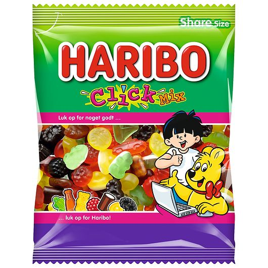 Haribo - Click Mix - 120 g