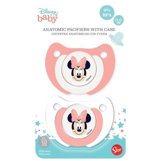 Sut - Minnie Mouse 0-6 mdr. 2-pak