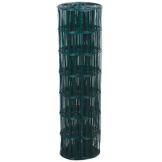 Rancho - Havehegn 110 cm grøn plastbelagt