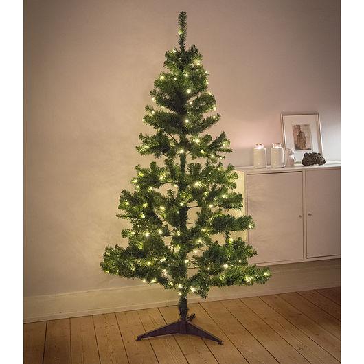 Nowel - Juletræ med LED lyskæde 180 cm