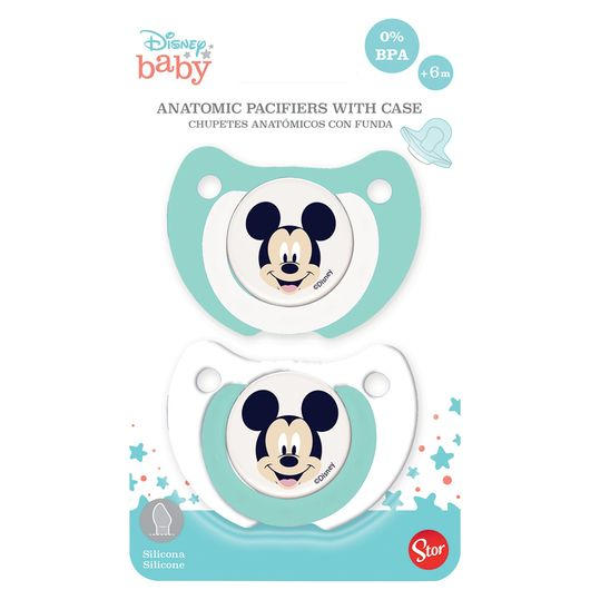 Sut - Mickey Mouse 6+ mdr.  2-pak