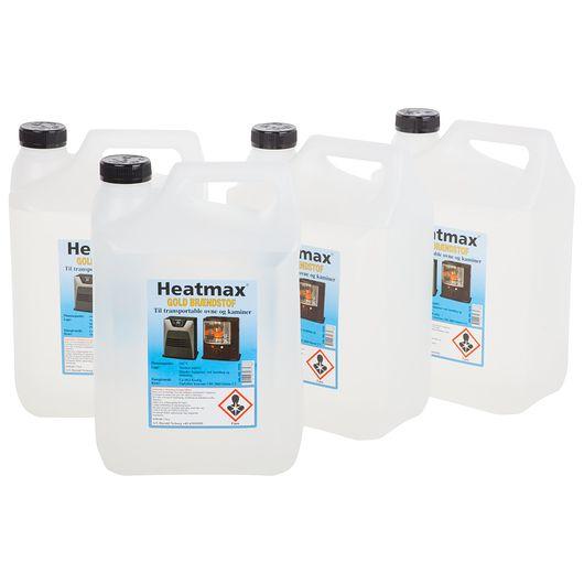 Heat gold brændstof 4 stk. af 5 L