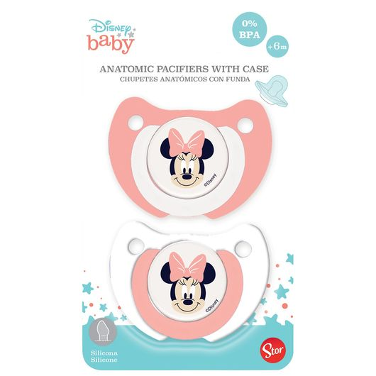 Sut - Minnie Mouse 6+ mdr. 2-pak