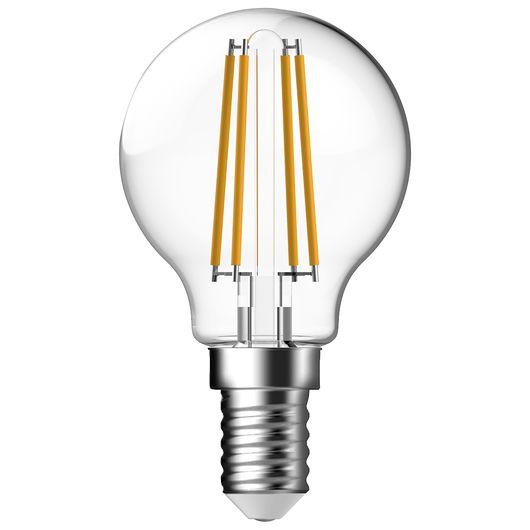Cosna LED-pære 4W E14 G45 filament
