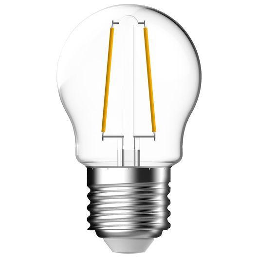 Cosna LED-pære 4W E27 G45 filament