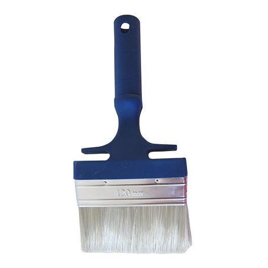 Decora pensel vinkel 120 mm blå