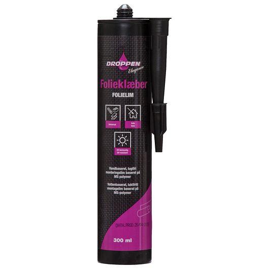 Droppen Elegance - Folieklæber - 300 ml