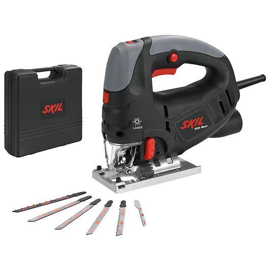 Skil pendulstiksav med laser 800 W