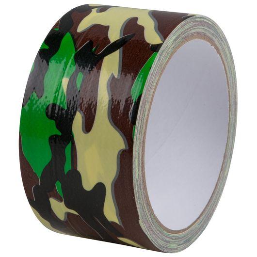 Gaffatape camouflage 50 mm 10 m