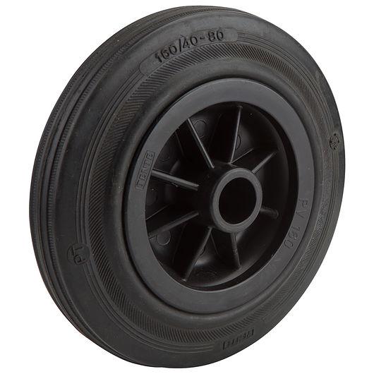 Tente - Kunststofhjul 160-40 mm