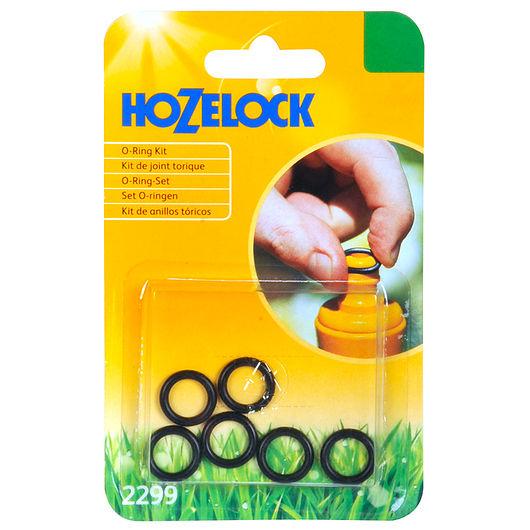 Hozelock - O-ring 6-pak