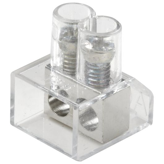 Samlemuffe dobbelt 2,5 mm² 100-pak