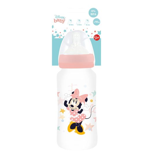 Sutteflaske - Minnie Mouse 360 ml