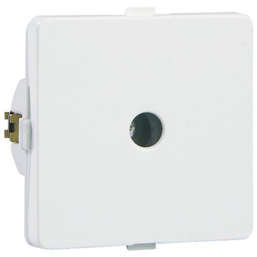 LK FUGA - Lampeudtag 50 x 50 mm hvid