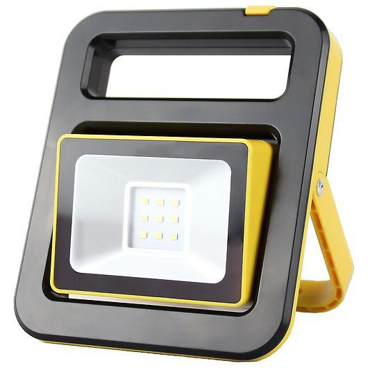 Sartano - Arbejdslampe med LED 10 W - genopladelig