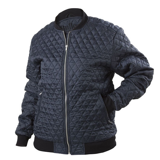 Quiltet jakke - str. S