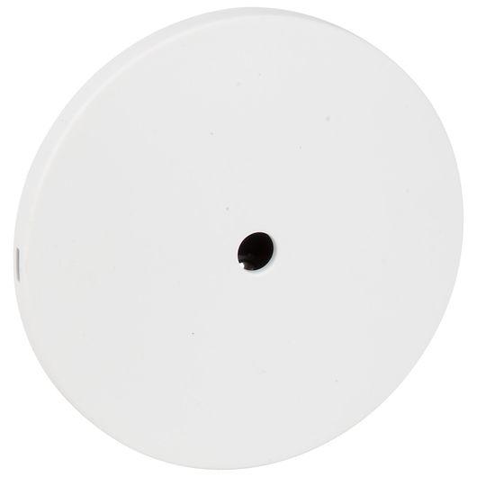 Lampeudtag Ø. 80 mm hvid
