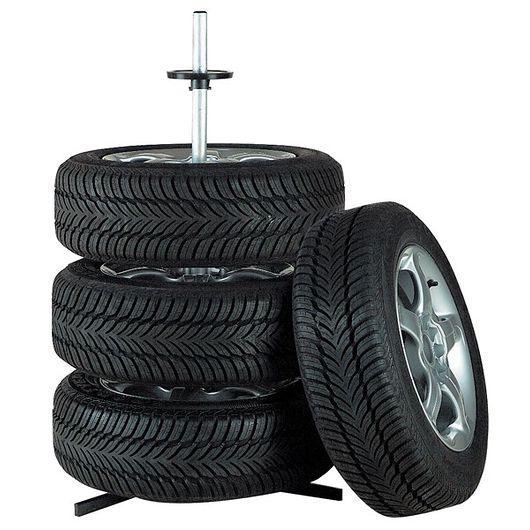 BRANFORD - Hjulholder til 4 hjul 104 cm
