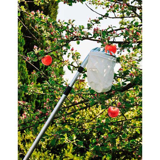 Frugtplukker med teleskopskaft