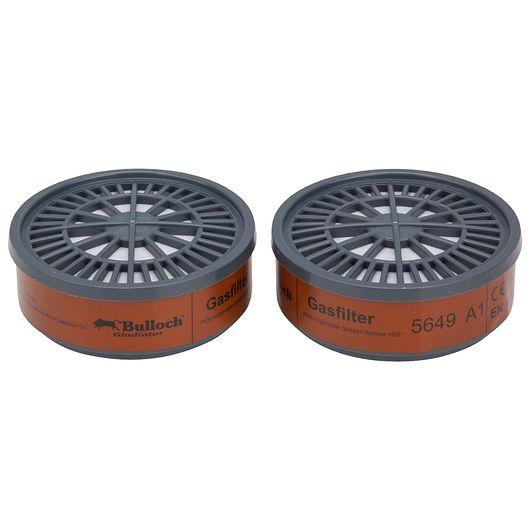 A1 Filter til sikkerhedsmaske 2-pak