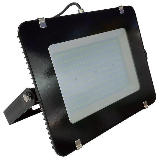 Sartano - Projektør med LED 200 W sort aluminium
