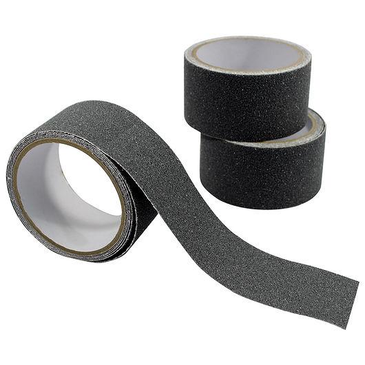 Vinyltape anti-slip B. 5 x L. 180 cm - 3 ruller