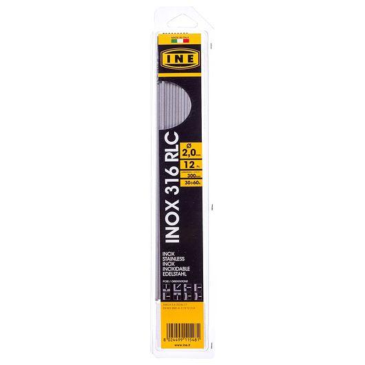 Svejseelektroder rustfrit 2 mm 12-pak