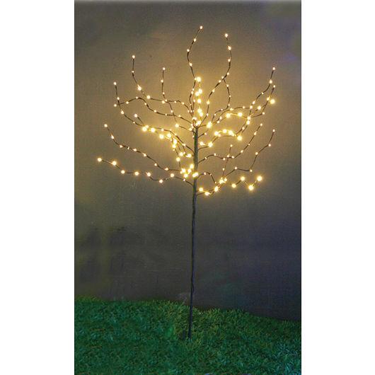 Nowel - Lystræ 72 LED 110 cm varm hvid