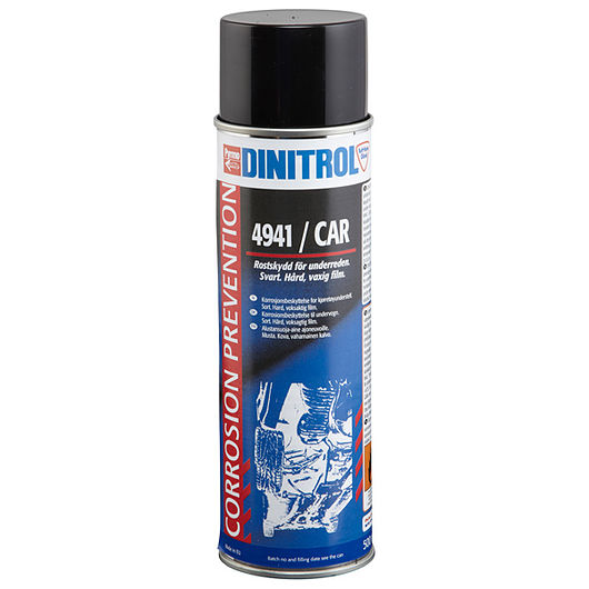 Dinitrol CAR 4941 sort - 500 ml