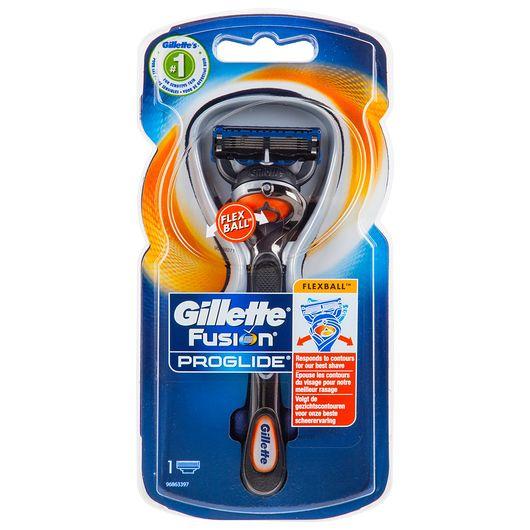Gillette skraber Fusion Proglide