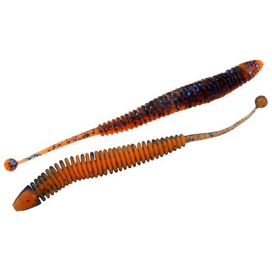 Omura Snake Blå/Orange med Bubble Gum - 10-pak