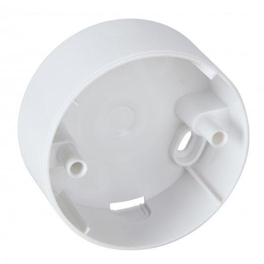 IHC wireless underlag Ø. 80 mm hvid