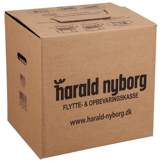 Harald Nyborg - Flyttekasse Junior - 1 stk.